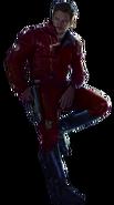 Starlord Gotg Render