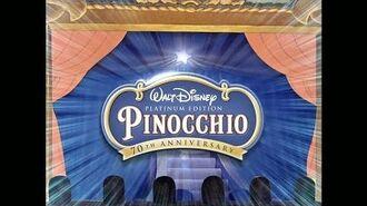 Пиноккио (1940) – Blu-ray DVD-трейлер 2009 года
