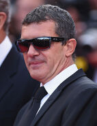 Antonio Banderas at CannesFest