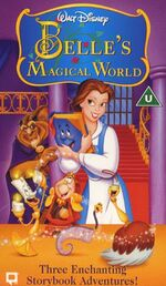 Belle's magical world uk vhs