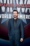 Chris Evans Captain America CW premiere