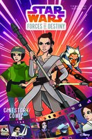 Cinestory Comic - Forces of Destiny