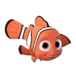 Disney INFINITY Nemo Render