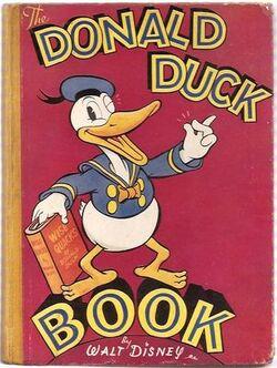 Donald duck book