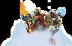 GOTG Animated Team Render 03