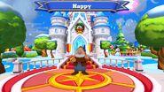 Happy Disney Magic Kingdoms Welcome Screen