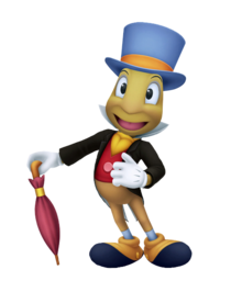 Jiminy Cricket KH3D