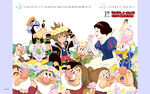 Kingdom Hearts 10th Anniversary Snow White