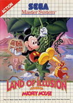 Land of Illusion starring Mickey Mouse Coverart