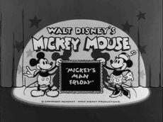 Mickey'sManFriday