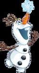 Olaf snowflake