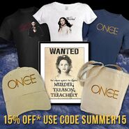 Once Upon a Time merchandise