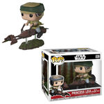 Princess Leia with Speeder Bike POP
