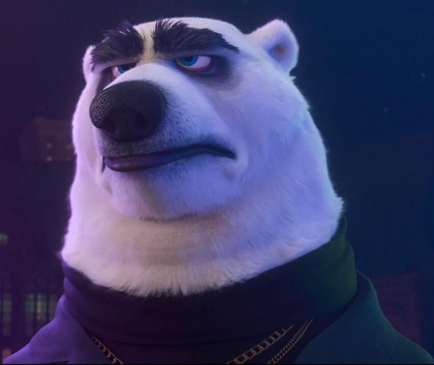 Koslov - Disney Polar Bear
