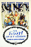 Snow White & The Seven Dwarves (1937) Sweden