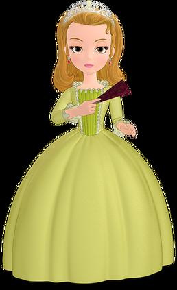 Sofia the first princess amber 7281