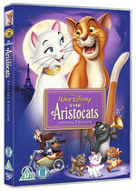 The Aristocats 2012 UK DVD