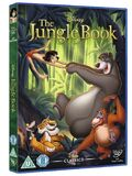 The Jungle Book UK DVD 2014