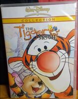 The Tigger Movie 2003 AUS DVD