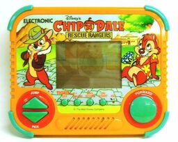 Tiger-electronic-handheld-game-chip-n-dale-rescue-rangers