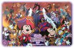 Tokyo Disney Villains Halloween