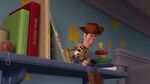 Toy Story 2 - Woody depressed