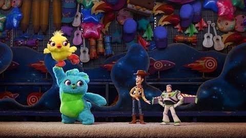 Toy Story 4 de Disney•Pixar Teaser Tráiler Oficial - Feria HD