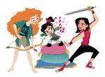 Vanellope's Girl Squad (9)