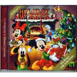 Walt disney world holiday wishes
