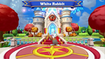 White Rabbit Disney Magic Kingdoms Welcome Screen