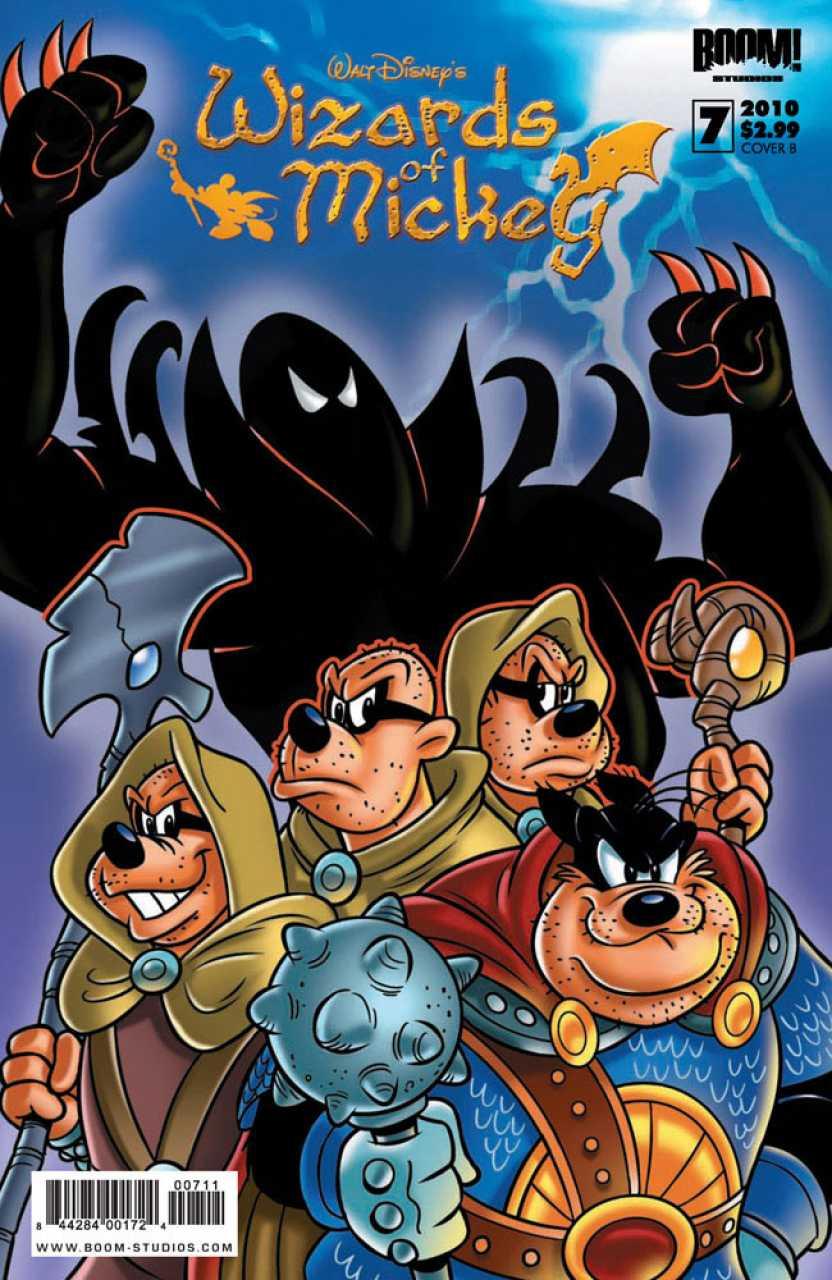 Uncategorized Wizard Mickey image 1318264 wizards of mickey 7 cvr b jpg disney wiki jpg