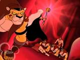 Tarzan and the Leopard Men Rebellion