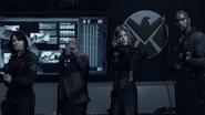 Agents of S.H.I.E.L.D. - 2x15 - One Door Closes- Hartley, Gonzales, Mockingbird and Mack