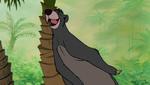Baloo Scratching Back
