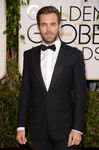 Chris Pine 71st Golden Globes
