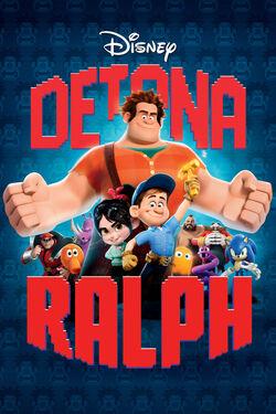 Detona Ralph - Pôster Nacional