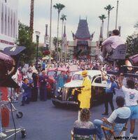 Dick Tracy Disney MGM