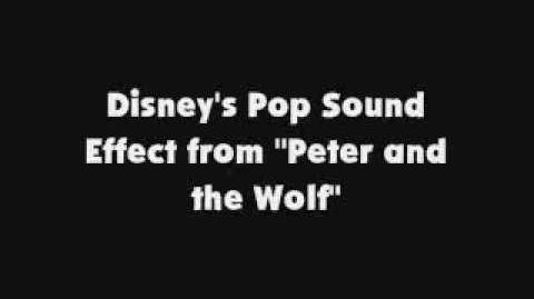 Disney's Pop SFX from Peter and the Wolf