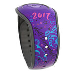 Disney MagicBand 2 Bracelet - Sorcerer Mickey Mouse 2017 - Purple