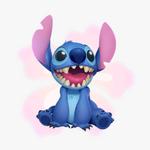 Disney Magic Kingdoms - Stitch art
