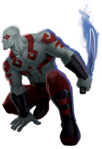 Drax Animated Render 02