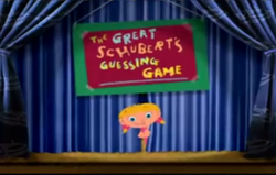 GreatSchubertGuessingGame