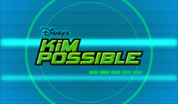 Kim Possible Logo