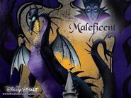 Maleficent Dragon -Wallpaper- copy