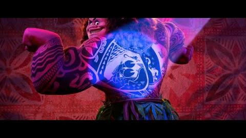 "Moana ""Light The Torch"" TV Spot"