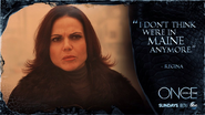 Once Upon a Time - 5x12 - Souls of the Departed - Regina 2 - Quote