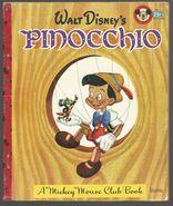 Pinocchio mmc book