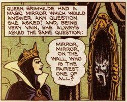 QueenGrimhilde Comics