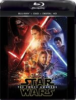 SW Force Awakens Blu-Ray Cover