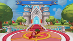 Sebastian Disney Magic Kingdoms Welcome Screen